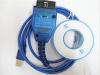 El USB 409 de VAG Kkl de la exploración de VAG Kkl USB+ECU para FIAT&ECU para AUTORIZACIÓN compatible utiliza fácilmente