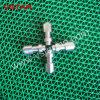 Pezzi meccanici di CNC di precisione per spazio aereo