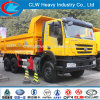 Caminhão de descarga de Hongyan Iveco de 10 rodas