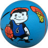 Basket-ball en caoutchouc de trois tailles (XLRB-00177)