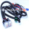 H4 Car Headlight Brightening Device Zengguang Headlight Conversion mit Relay Harness Group