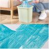 Saco de lixo do desperdício da força plástica de HDPE/LDPE