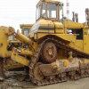 Bulldozer utilizzato del trattore a cingoli D8l del bulldozer del trattore a cingoli D8l