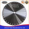 il taglio del diamante di 450mm la lama per sega con il singolo segmento di U per l'uso generale