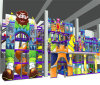 Cheer Amusement Castle Themed Indoor Playground Fitness Equipment