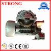 Reductor estándar/no estándar del engranaje de gusano del alzamiento y accesorios relacionados
