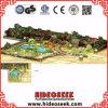 Спортивная площадка Chidlren Ce темы джунглей стандартная крытая для дома отдыха