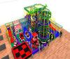 Спортивная площадка джунглей занятности Cheer опирающийся на определённую тему крытая для малышей