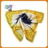 Scarves de seda feitos sob encomenda do logotipo 100% do preço de fábrica para mulheres