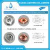 luz subacuática de la piscina de la fuente del acero inoxidable LED de 27W IP68