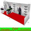 Zoll erstellen erstaunliche Schmucksachen beweglichen Fexible modularen Ausstellung-Standplatz
