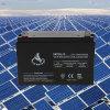 bateria acidificada ao chumbo recarregável de 12V 100ah VRLA para o sistema solar