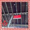 Apoyo del apuntalamiento de la construcción/soporte de acero telescópicos resistentes del apoyo para el bloque de cemento