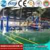 O disconto! Máquina de rolamento cheia da placa do rolo do CNC quatro do CNC Mclw12scx-20X2000
