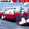 88HP mini prix hydrauliques de machine de moissonneuse de riz du contrôle 4lz-4.0e