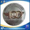 透過エナメル(Ele-C033)が付いているカスタム3D金属の硬貨