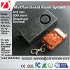 Sistema Multifunctional de Alram com de controle remoto
