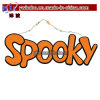 Поставка партии Halloween знака яркия блеска украшения Halloween пугающая (H8070)