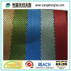 1680d Bicolor Double Yarn Jacquard Oxford Fabric com Coating