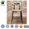 고대 방법 금속 의자를 복구하는 미국 가구 산업