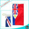 Bandiera nazionale su ordinazione, bandiera nazionale Bunting, bandiera d'attaccatura
