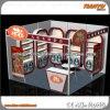 Exposición Custom Light Booth Design y Fabrication