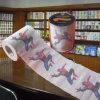 Fornecedor da venda por atacado do papel de tecido da novidade de China