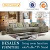 Quality 높은 Modern 거실 Fabric Sofa (669B)