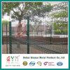 Triángulo que dobla la cerca galvanizada cubierta Fencing/PVC del acoplamiento de autógena de Brc Brc