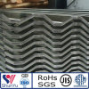 Plaque en aluminium de feuille de la toiture 1060 ondulée
