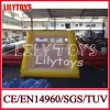 La Cina 2015 Customized Inflatable Soap Soccer Field per Water Game (J-SG-020)