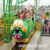 ¡Atracciones! Montaña rusa del gusano del parque del paseo del Kiddie para la venta