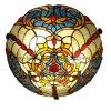 La meilleure lampe de plafond de Fashional Tiffany de vente (TC17008)