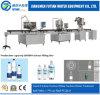 Pequeña y mediana máquina de rellenar del agua mineral de la fábrica del agua