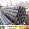 Tubo circular de la pipa de acero del andamio de la pintura al óleo del acero estructural