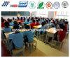 Veerkrachtige Antislip RubberBevloering voor de BinnenVloer van de School