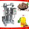 Máquina de la extracción de petróleo del coco de la nuez del cacahuete del sésamo de 45 kilogramos pequeña
