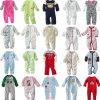 タケビスコースプリント赤ん坊のロンパースの赤ん坊の衣服