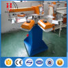Stampatrice automatica multicolore dello schermo di figura rotonda
