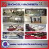 Extrusão Profile Making Machine/processo de manufatura para PVC/WPC