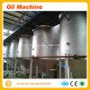 Petróleo do feijão de soja que faz a linha de produção maquinaria do óleo