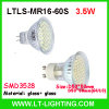GlasMaterial 4W LED Cup (LTLS-MR16-60S)