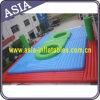 Aufblasbares Bossaball Spiel, aufblasbares Volleyball-Gericht, aufblasbare Sport-Spiele
