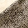 Cuero del PVC para el estilo de la vendimia del bolso y de la decoración (9054)