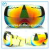 Design personalizado Vented PC Lens Skiing Safety Glasses