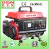 900W, 4 tiempos, monocilindro de gasolina Generador portátil (CE)
