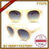 Пластмасса цвета студня F7276 круглая обрамляет Sol Gafas Da способа