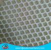 Cerco branco do engranzamento de fio do HDPE da cor