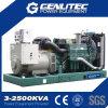 Ouvrir le type le générateur diesel véritable 450kVA de Volvo Penta