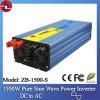 1500W 24V gelijkstroom aan 110/220V AC Pure Sine Wave Power Inverter